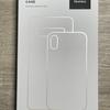 新しいiPhone12miniケース