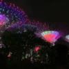 シンガポール旅行記♪2019♪ガーデンラプソディ♪ガーデンズバイザベイ♪
