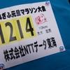ぎふ元旦マラソンで2014年走り始め