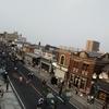 4階から見下ろす栃木蔵の街サマーフェスタ