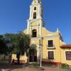 キューバ トリニダー編 (3)  革命博物館とグアヤム考古学博物館