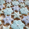 【おやつ】白い粉との終わりなき戦い 第二戦 クリスマス&お正月のアイシングクッキー