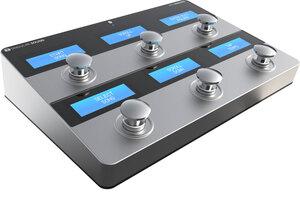 SINGULAR SOUND、BeatBuddyとAeros Loops Studioを拡張するペダル・ユニットMIDI Maestro