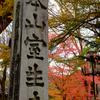 奈良の紅葉2017①女人高野・室生寺