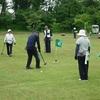 町民グラウンドゴルフ大会