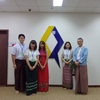 IDFCを応援くださる方のご紹介:紅野吉章氏(住友商事とKDDIが共同出資するミャンマーの通信企業MPTのCOO)