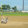 2017高校野球-岩手大会3日目。前沢・水沢農・雫石連合、福岡工と渡り合うも「密度の差」で敗退。