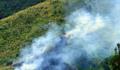 消火活動もせず、防衛局がたまらず米軍に消火を申しいれる - キャンプハンセン海兵隊の実弾訓練がひきおこす山火事の実態
