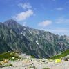 8月アルプス第二弾 岩の殿堂 剱岳