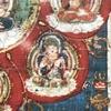 両界曼荼羅図のお顔