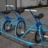 変わった自転車に乗れるよ! 群馬サイクルスポーツセンター