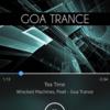 風呂場でGoa trance