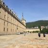 Madrid から1時間/世界遺産・王家の修道院El Escorial