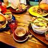 白馬に行ったらハンバーガー食べないと!青木荘キャンプ場(長野県)【後編】