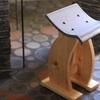 monokawara ‐kawara stool‐