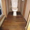 トイレ床補修 府中市