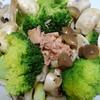 レクチンフリーブロッコリーのサラダ