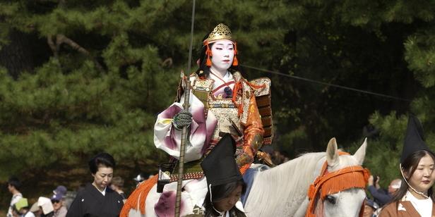 【京都三大祭】伝統の技術を守り受け継ぐ時代祭の豪華絢爛な衣裳