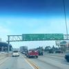 【アメリカ】ロードトリップ1日目〜ロサンゼルスからサクラメント郊外