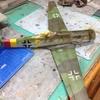 1/32 造形村 Ta-152H-1 初回予約限定特典付き 製作途中その6