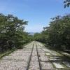 京都ぶらり 新緑 蹴上インクライン