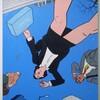 STEPSギャラリーの日影眩展「ニューヨークから東京へ」を見る