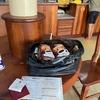 昨日、日本へ、ベトナムコーヒーをEMSで送りました。