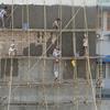 ミャンマーの工事現場。なにが問題でなにを改善すべきか(練習バージョン)