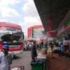 コンポントムからプノンペンにバスで移動した時の話 カンボジア🇰🇭旅の記録