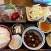 大磯町国府新宿の「大磯大衆食堂 えびや」でおすすめセット