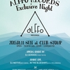 Alffo Records Exclusive Night