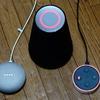 Google Home Miniが届いた!LINE Clova WAVE、Amazon Echo Dotと3台目のスマートスピーカーをどう使う?