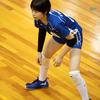 2019 皇后杯バレー大阪予選 金蘭会高校#10