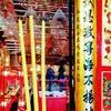 【香港:上環】 香港旅人生初 有名観光地の寺院『文武廟』で線香を買ってお参りしてみた^^