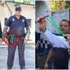 拳銃テストで'不合格'したメキシコ警察が新たに支給された'兵器'の正体