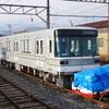 長野電鉄3000系(東京メトロ03系)第2陣が須坂へ