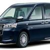 【次世代】JPNタクシーの乗り心地が凄く良かった件【タクシー】