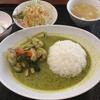 御徒町一の本格タイ料理『いなかむら』はグリーンカレーが美味い