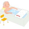 高齢者の入浴の注意点と方法
