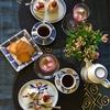 4月のお茶のテーブル(2019)