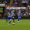 プレシーズンマッチ第7戦目 Swansea City - Deportivo la Coruña.