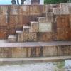 船渠の階段