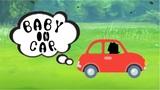 【BABY IN CAR】誰でも簡単につくれる!車用ステッカーの作り方