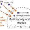 【12日目】Does my multimodal model learn cross-modal interactions? It's harder to tell than you might think!