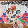 2年生:図工 ひみつのたまご完成