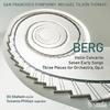 MTT&サンフランシスコ響による、アルバン・ベルクの刺激的な世界を解析。 ヴァイオリン協奏曲では、ギル・シャハムが独奏