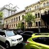 ウクライナ旅行[61](2019年5月) キエフの観光スポット:ボフダン・バーバラ・ハネンコ記念美術館