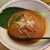 四条富小路 麺屋虎杖でカレー担々麺(有楽町)