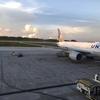 【飛@グアム】ユナイテッドのビジネスクラス/グアム線<UA827/828とUA873/874>