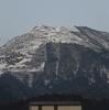 2018 初登頂もホームから…天狗岩